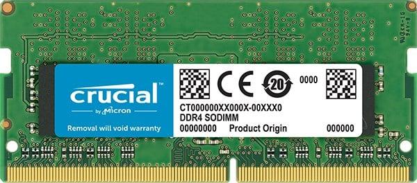 8GB DDR4 2400MHz PC4-19200 Single Stick Sodimm Laptop RAM Memory 260-Pins New***