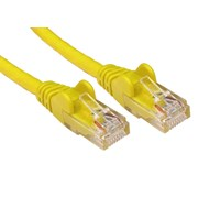 0.5m CAT6 Patch Cable (Yellow)