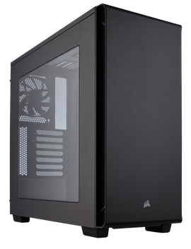 Corsair Carbide 270R Mid Tower Case - Black