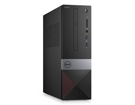Dell Vostro 3470 Small Form Factor PC Core i3 (8100) 3.6GHz 4GB 1TB DVD-RW WLAN BT Windows 10 Pro (UHD Graphics 630) *Open Box*