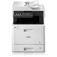 Brother DCP-L8410CDW (A4) All-in-One Wireless Colour Laser Printer (Print/Copy/Scan)