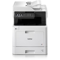 Brother DCP-L8410CDW (A4) All-in-One Wireless Colour Laser Printer (Print/Copy/Scan) *Open Box*