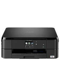 Brother DCP-J562DW A4 Compact Inkjet All-in-One Printer