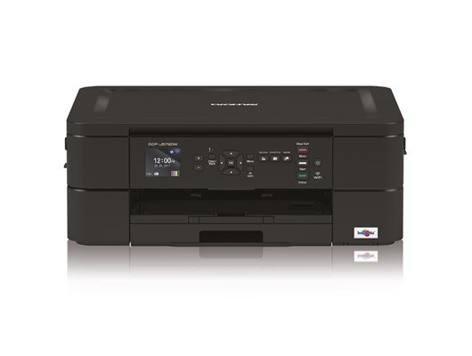 Brother DCP-J572DW (A4) All-in-One Wireless Colour Inkjet Printer