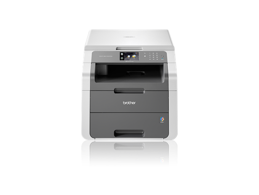 brother dcp 9015cdw all in one compact farbe laser drucker. Black Bedroom Furniture Sets. Home Design Ideas