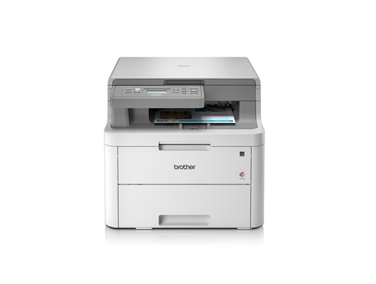 Brother DCP-L3510CDW 3-in-1 Colour Wireless Laser Printer