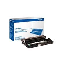 Brother DR-2300 (Black) Laser Drum Unit (12,000 Page Yield)