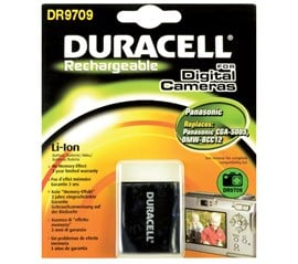 Duracell CGA-S005 Digital Camera Battery 3.7v 1050mAh