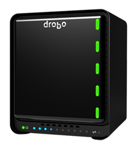 Drobo 5N2 5-Bay NAS Enclosure