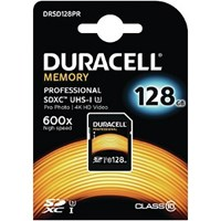 Duracell 128GB SDXC Class 10 UHS-3