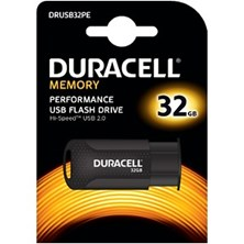 Duracell Performance 32GB USB 2.0 Drive