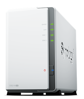 Synology DS216se 2-Bay NAS Enclosure