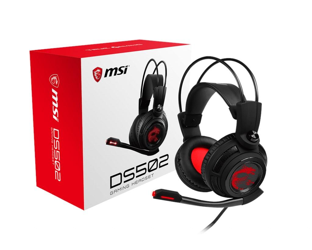 S37 2100911 SV1 | MSI Gaming Headset