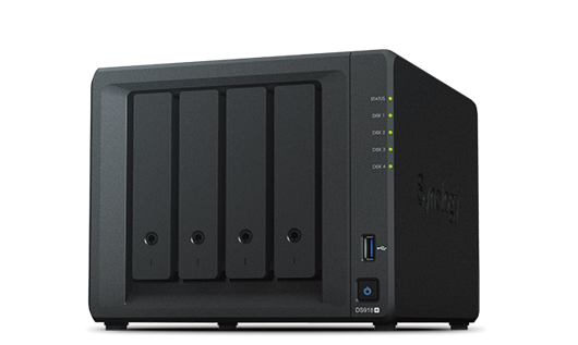 Synology DS918+ 4-Bay NAS Enclosure