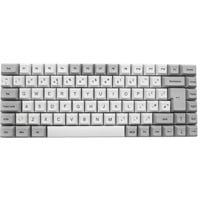 Vortex RGB Race 3 USB Mechanical Keyboard in Grey with Cherry MX Black Switches