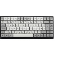 Vortex Tab 75 Bluetooth Mechanical Keyboard in Black, Grey with Cherry MX Silent Black Switches