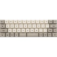 Vortex RGB Core USB Mechanical Keyboard in Grey, Beige with Cherry MX Blue Switches