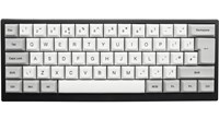 Vortex Tab 60 Bluetooth Mechanical Keyboard in Black, Grey with Cherry MX Silent Red Switches