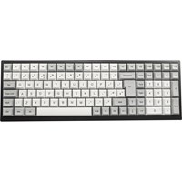 Vortex Tab 90 Bluetooth Mechanical Keyboard in Black, Grey with Cherry MX Brown Switches