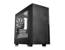 Thermaltake Versa H18 Gaming Case - Black