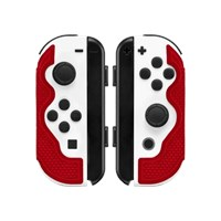 Lizard Skins DSP Controller Grip for Nintendo Switch Joy-cons in Crimson Red