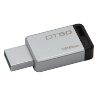 Kingston DataTraveler 50 128GB Black