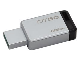 Kingston DataTraveler 50 128GB USB 3.0 Drive