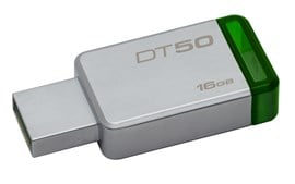 Kingston DataTraveler 50 16GB USB 3.0 Drive