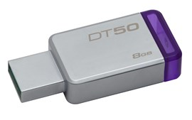 Kingston DataTraveler 50 8GB USB 3.0 Drive