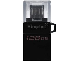 Kingston DataTraveler microDuo3 Gen2 Drive (Black)