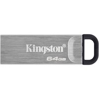 Kingston DataTraveler Kyson 64GB Silver