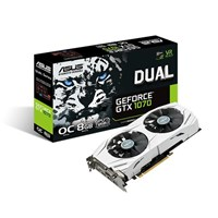 ASUS GeForce GTX 1070 8GB Dual Boost Graphics Card