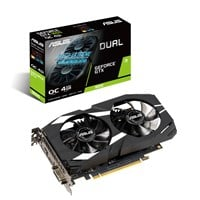 ASUS GeForce GTX 1650 4GB Dual Boost Graphics Card