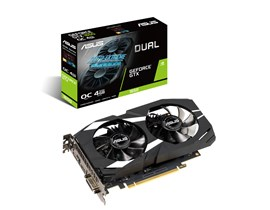 ASUS GeForce GTX 1650 Dual 4GB Graphics Card