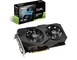 ASUS GeForce GTX 1660 SUPER Dual Evo 6GB