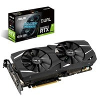 ASUS GeForce RTX 2060 6GB Dual Boost Graphics Card