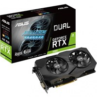 ASUS GeForce RTX 2060 6GB Dual Evo Boost Graphics Card