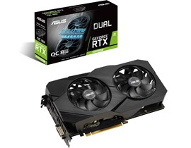 ASUS GeForce RTX 2060 SUPER Dual Evo 8GB