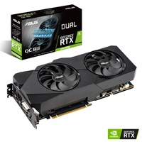 ASUS GeForce RTX 2060 SUPER 8GB Dual Evo Boost Graphics Card