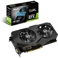 ASUS GeForce RTX 2070 8GB Dual Evo Boost Graphics Card