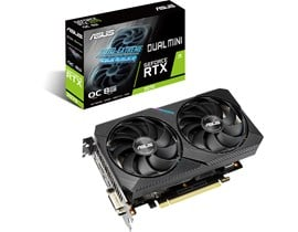 ASUS GeForce RTX 2070 Dual Mini 8GB Graphics Card