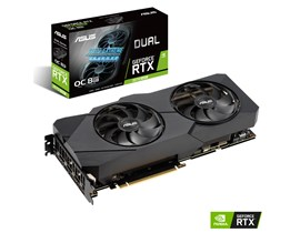 ASUS GeForce RTX 2070 SUPER Dual Evo 8GB