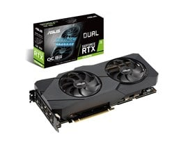 ASUS GeForce RTX 2080 SUPER Dual 8GB Graphics Card