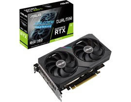ASUS GeForce RTX 3060 Ti Dual Mini 8GB GPU