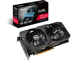 ASUS Radeon RX 5500 XT Dual Evo 8GB Graphics Card
