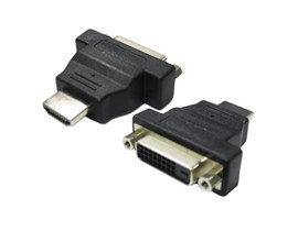 HDMI Male to DVI Female Adaptor