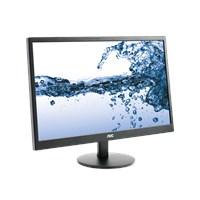 AOC E2270SWDN 21.5 inch LED Monitor - Full HD 1080p, 5ms, DVI