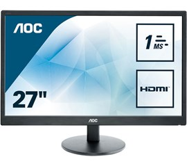 "AOC E2770SH 27"" Full HD LED Gaming Monitor"