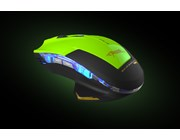 E-Blue Mazer Type-R 6D Gaming Mouse in Green