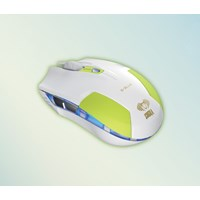 E-Blue Cobra Type-S 6D Gaming Mouse in Green